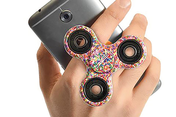 Fidget with Your Phone