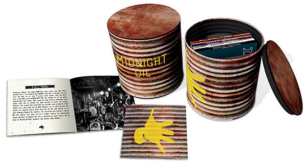 Midnight Oil: Full Tank: The Complete Album Collection