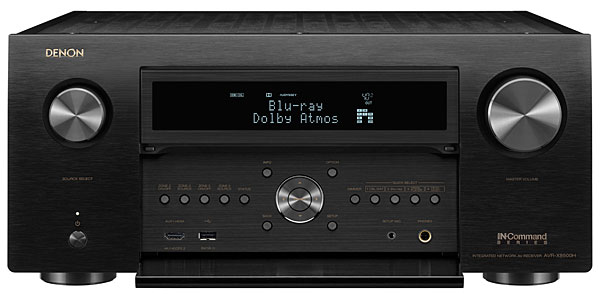 Denon AVR-X8500H AV receiver Review