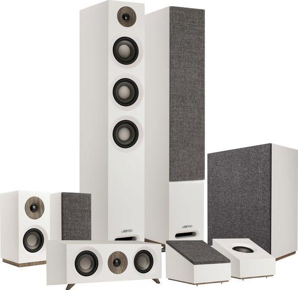 Jamo S 809 Speaker System Review