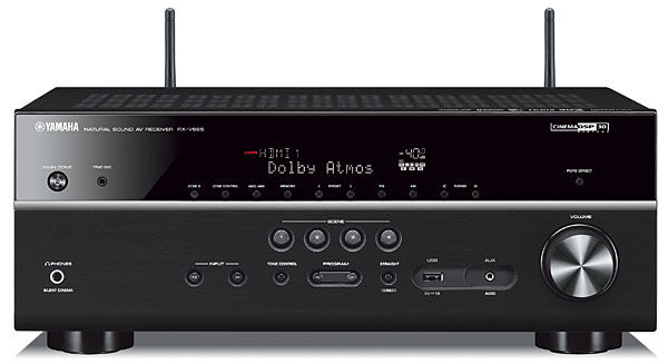 Yamaha RX-V685 AV Receiver Review