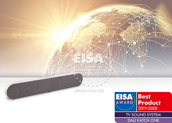 Best Sound Card 2020.Eisa 2019 2020 Home Theater Video Audio Products Of The