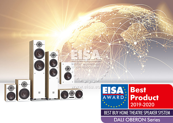 Best Home Theater Speakers 2020.Eisa 2019 2020 Home Theater Video Audio Products Of The