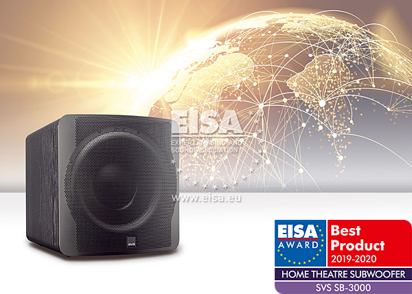 Best Subwoofer 2020.Eisa 2019 2020 Home Theater Video Audio Products Of The