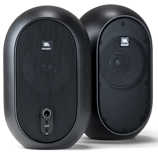 JBL One Series 104 Powered Reference Monitors