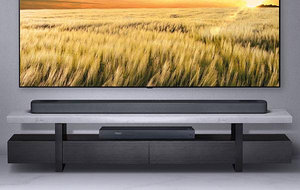 LG SL8YG 3 1 2 Atmos Soundbar Review | Sound & Vision