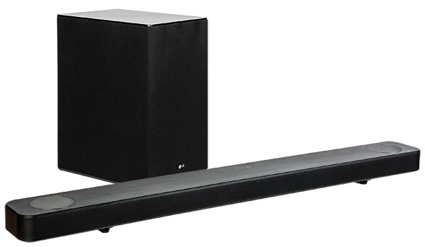 LG SL8YG 3.1.2 Atmos Soundbar Review