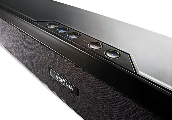how to connect insignia soundbar to tv