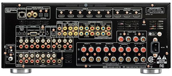 Marantz Sr7007 A V Receiver Sound Amp Vision