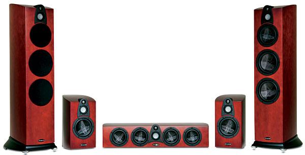 wharfedale jade 7 speaker system sound vision. Black Bedroom Furniture Sets. Home Design Ideas
