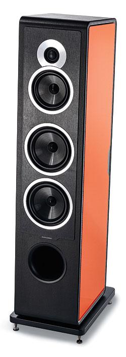 sonus faber chameleon t speaker system review sound vision. Black Bedroom Furniture Sets. Home Design Ideas