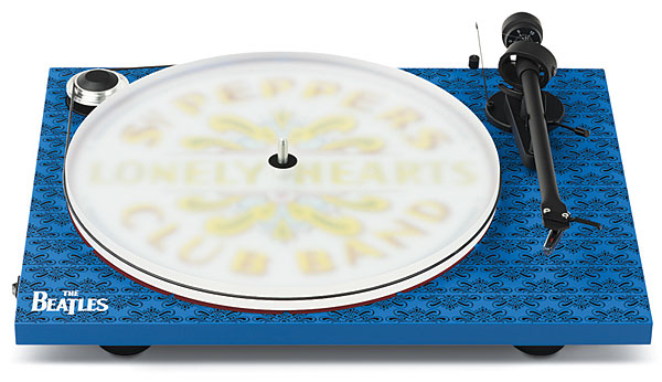 Spinning in Style: Pro-Ject Special-Edition Turntables