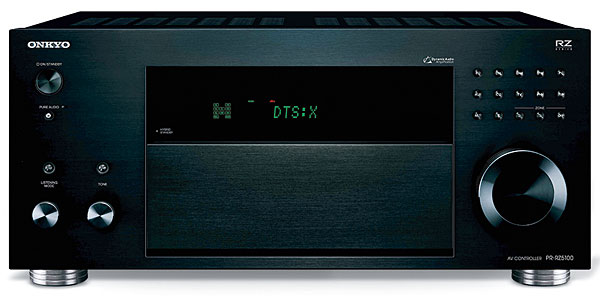 Onkyo PR-RZ5100 Surround Processor Review