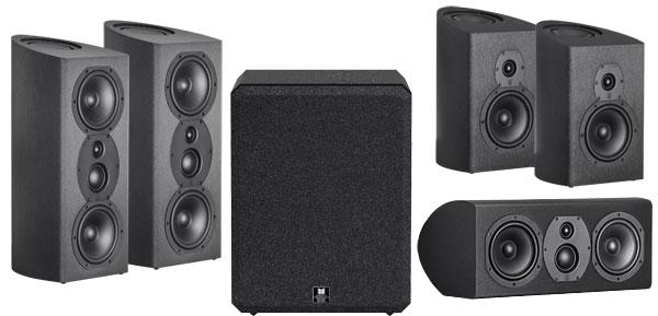 Monoprice Monolith THX-365T 5.1.4 Speaker System Review