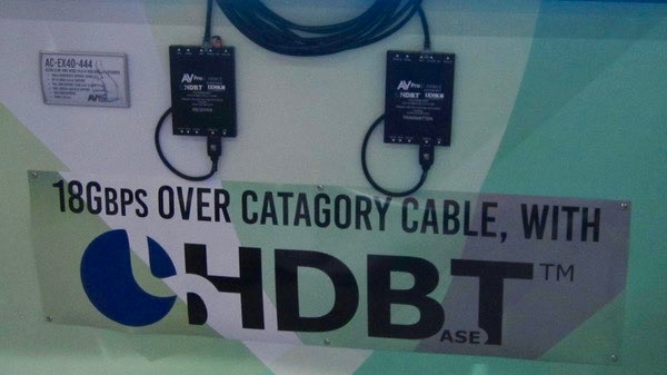 HDMI to CAT6 Ethernet