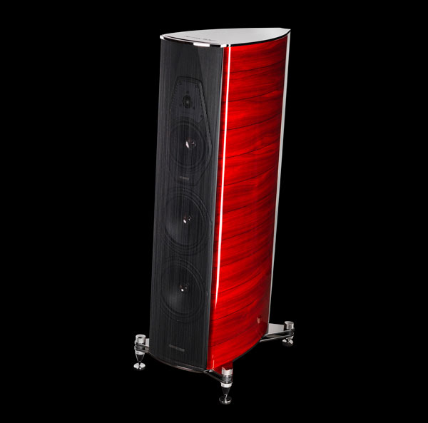 sonus faber amati futura speaker sound vision. Black Bedroom Furniture Sets. Home Design Ideas