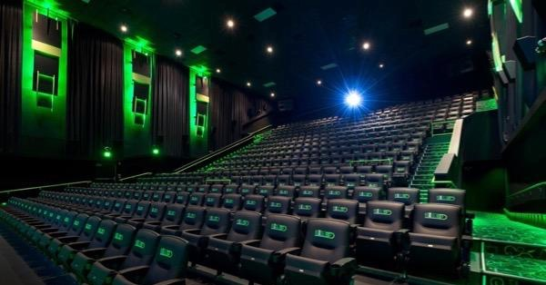 Movie Theaters Part II
