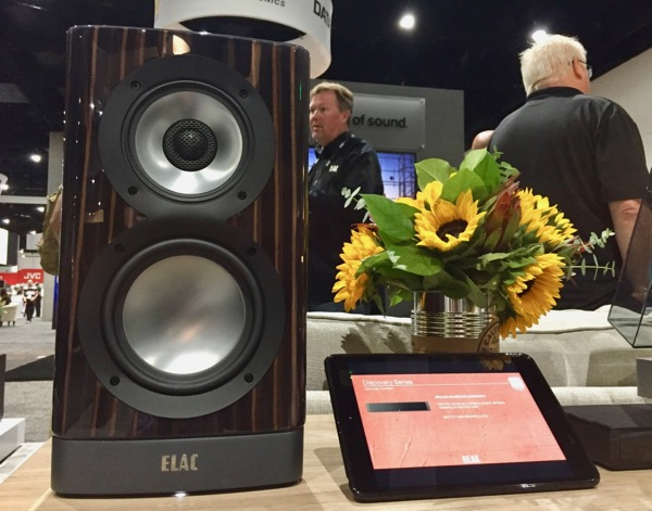 Elac Debuts Navis Wireless Speakers