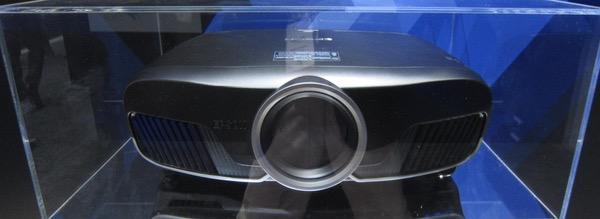 Epson Demos New Pro Cinema Projector