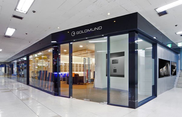Goldmund Seoul Showroom Sound amp Vision