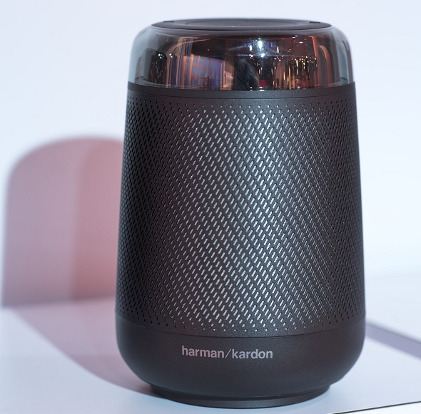 Harman Kardon Debuts an Alluring Portable Smart Speaker
