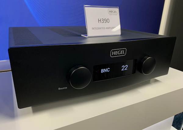 Hegel's H390 Integrated Amp Packs a Punch