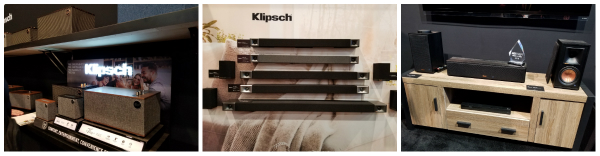 Klipsch Launches Exciting Soundbar Lineup, WiSA-Ready Wireless Speakers, More
