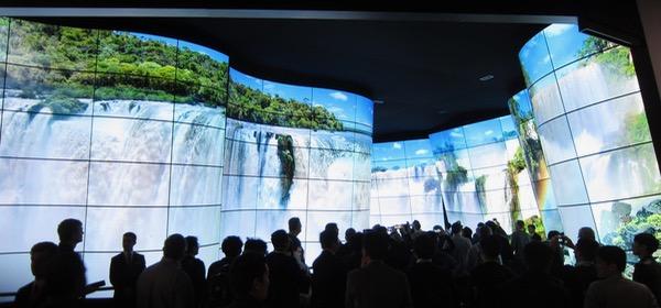 LG's Spectacular Landscapes