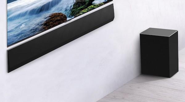 LG GX 3.1 Soundbar Sets a Slim Standard