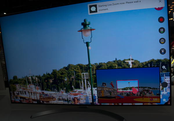 LG Shows New webOS 3 5 Features | Sound & Vision