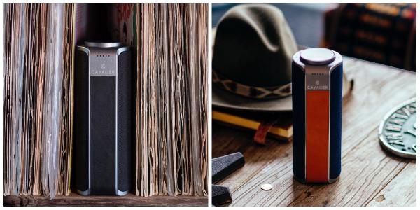 Cavalier Audio Maverick Smart Speaker: Fresh Air for Alexa