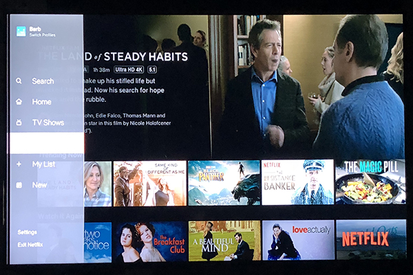 Netflix Gets a Welcome Facelift
