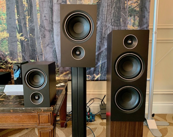Hands On With PSB's Alpha Series Speakers