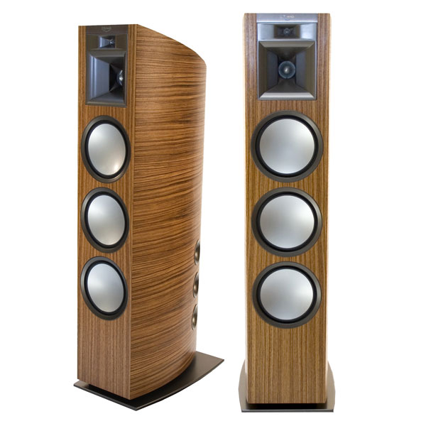 klipsch palladium speakers sound vision. Black Bedroom Furniture Sets. Home Design Ideas