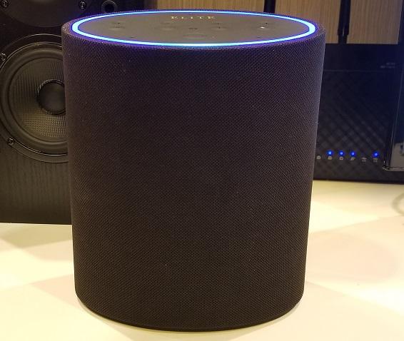 Pioneer Gives Alexa Elite Speaker Status in the Elite F4