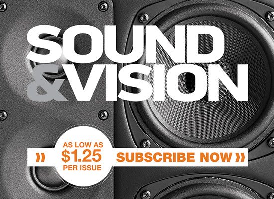 Home Page | Sound & Vision