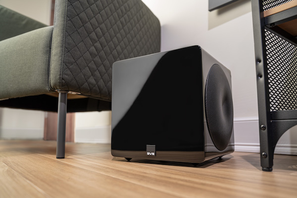SVS Announces 3000 Micro Subwoofer