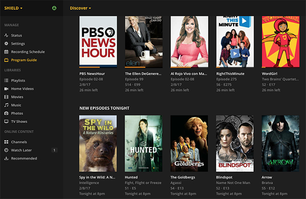 Hands On: Plex Adds DVR Features and Alexa   Sound & Vision