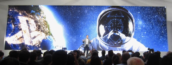 Sony Unveils New OLED TVs, Demos 8K Processing