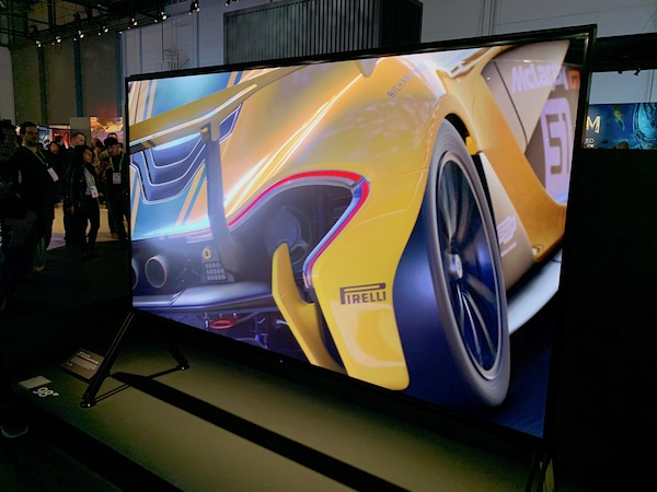 Up Close With Sony's Mammoth 98-inch Master Series UHDTV