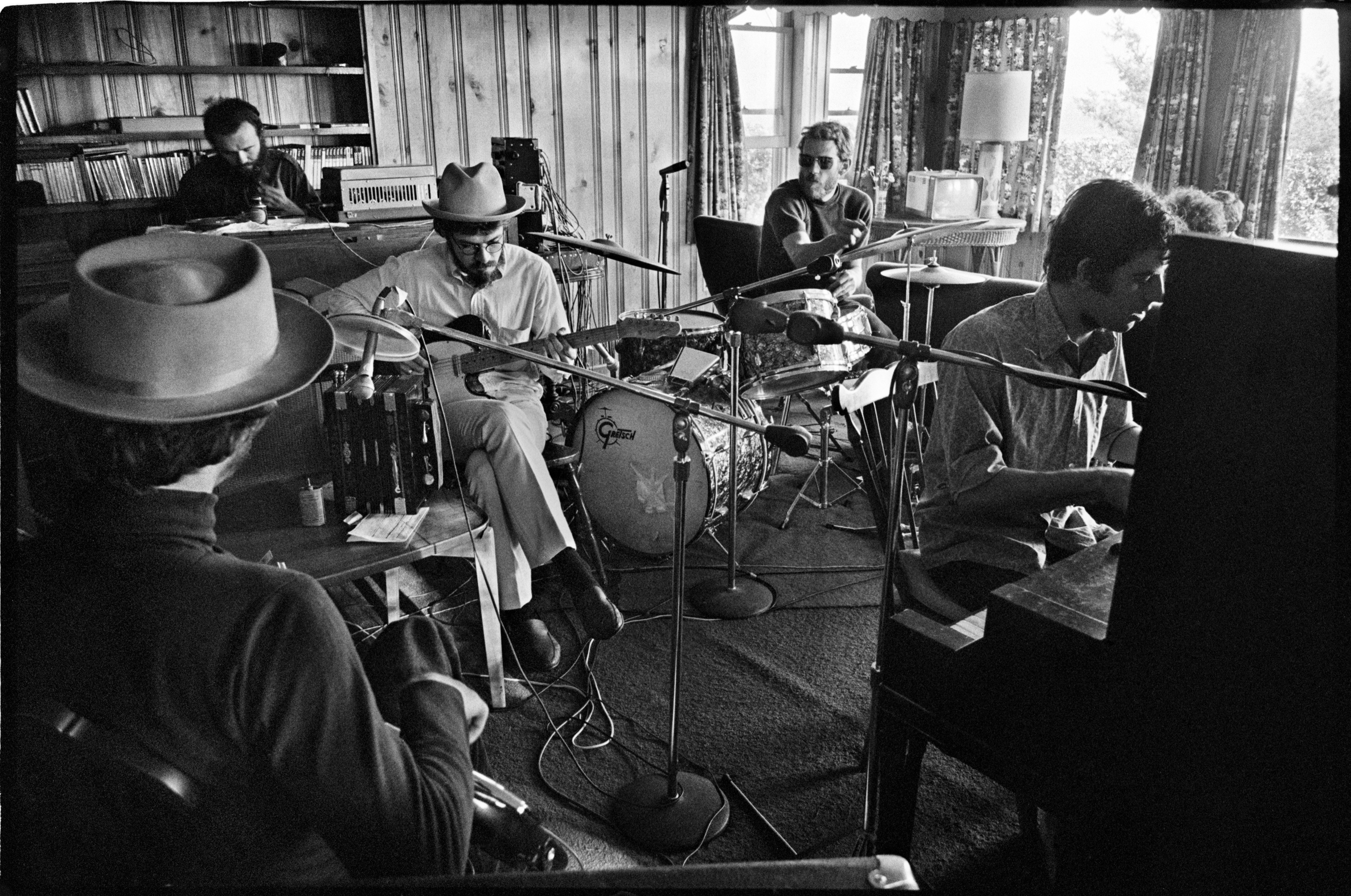 Robbie Robertson on the 50th Anniversary of The Band's Music From Big Pink