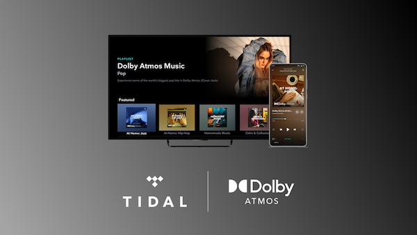 Tidal and Dolby Bring Atmos Music to Home Theaters