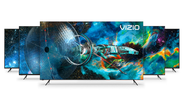 Vizio Rolls Out New 4K LCD and OLED TV Lineup
