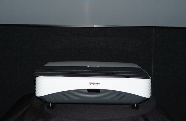 Vivitek Unwraps Ultra Short-Throw and Ultra HD projectors