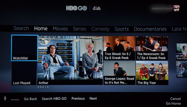 Galerry hbo hbogo collage