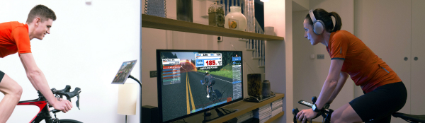 Zwift and the Case for a Bigger TV