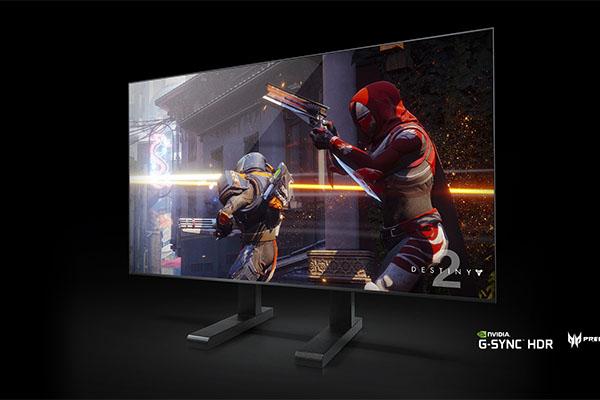 NVIDIA Announcing 65-inch Gaming Displays