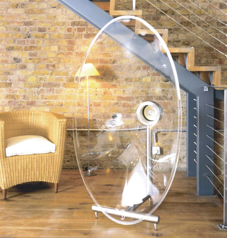 See through speakers sound vision - Casse acustiche design ...