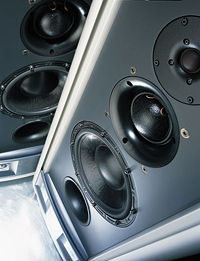 ATC Multichannel Concept 7 Collection powered surround speaker