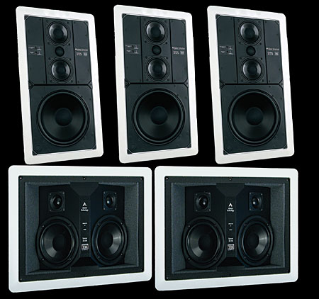 Best In Wall Home Theater Speakers invisible speakers | sound & vision